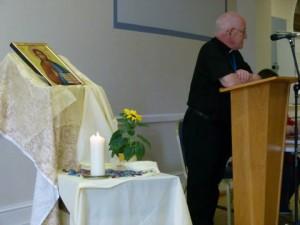Fr Kevin talk